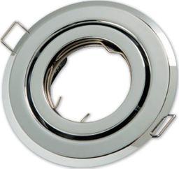 Lumixa Oprawa oprawka halogenowa okrągła ruchoma chrom