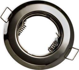 Lumixa Oprawa oprawka halogenowa okrągła stała grafit
