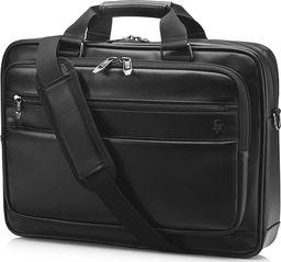 """Torba HP Torba na notebook 15,6"""", Executive Leather, czarna, skóra syntetyczna, HP"""