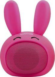 Głośnik Promate Promate Głośnik bluetooth Bunny, Li-Ion, 1.0, 3W, różowy, , dla dzieci