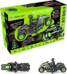 Ciuciubabka Samochód Stunt Car R/C Motor duży 360°