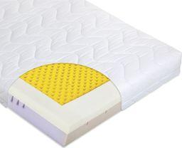 Babys Zone Materac do łóżeczka TRIO N-COMFORT 120x60 + pokrowiec Basic