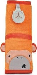 Trunki Nakładka na pas samochodowy Snoozihedz - małpka Mylo