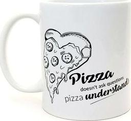 Kubek Pizza rozumie ENG