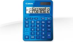 Kalkulator Canon LS-123K-Metallic BLUE (9490B001AA)