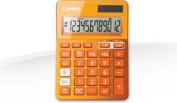 Kalkulator Canon LS-123K-Metallic ORANGE  (9490B004AA)