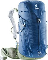 Deuter Plecak turystyczny Trail 22 steel-khaki (344011932350)