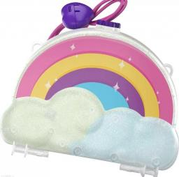 Mattel Polly Pocket Kompaktowa torebka RAINBOW DREAM (GKJ65)
