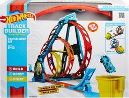 Mattel Hot Wheels Zestaw Potrójna pętla GLC96