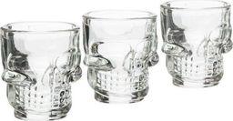 Tadar Komplet szklanek 3szt. do Wódki Nalewek 45ml