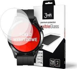 3MK Szkło hybrydowe FlexibleGlass Huawei Watch GT 2 46mm LTN-B19