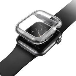 Uniq UNIQ etui Garde Apple Watch Series 5/4 40MM szary/smoked grey