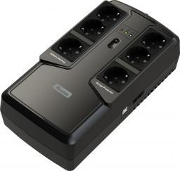 UPS Mustek PowerMust 600 (600-LED-OFF-T10)