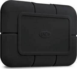Dysk zewnętrzny LaCie SSD Rugged Pro 1 TB Czarny (STHZ1000800)