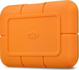 Dysk zewnętrzny LaCie SSD Rugged 500 GB Pomarańczowy (STHR500800)