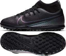 Nike Buty Nike JR Mercurial Superfly 7 Club TF AT8156 010 AT8156 010 czarny 38