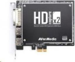 AVerMedia DarkCrystal SD Capture x8 (C968) PCI-E  (61C9680001AB)