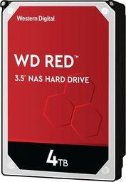 Dysk serwerowy Western Digital Red 4 TB 3.5'' SATA III (6 Gb/s)  (WD40EFAX)