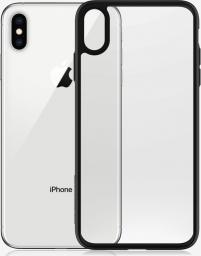 PanzerGlass ClearCase with BlackFrame do Apple iPhone Xs Max