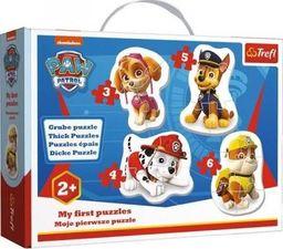 Trefl Puzzle Baby Classic Psi Patrol