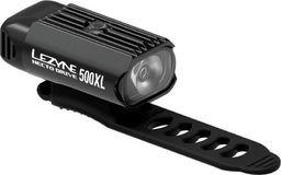Lezyne Lampka przednia LEZYNE LED HECTO DRIVE 500XL 500 lumenów, usb czarna (NEW)