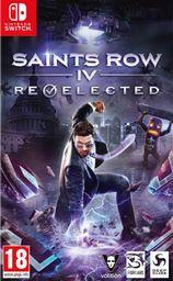 Saints Row IV Re-Elected Nintendo Switch