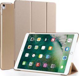 Etui do tabletu Alogy Etui Smart Case do Apple iPad Pro 10.5 / Air 3 2019 Złote uniwersalny