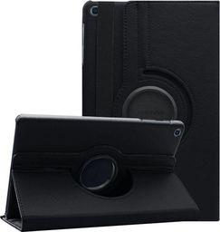 Etui do tabletu Alogy Etui obrotowe Alogy 360 do Galaxy Tab A 10.1 2019 T510/ T515 czarne uniwersalny