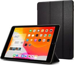 Etui do tabletu Spigen Etui Spigen Smart Fold do Apple iPad 10.2 2019 Black uniwersalny