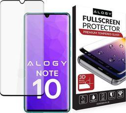 Alogy Szkło Alogy na ekran 3D do Xiaomi Mi Note 10/ Note 10 Pro czarne uniwersalny