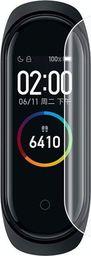 Alogy 5x Folia hydrożelowa Alogy Hydrogel do Xiaomi Mi Band 3 / Mi Band 4 uniwersalny