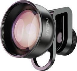 Apexel APL-HD5T Obiektyw Teleobiektyw do telefonu 2X zoom wielowarstwowy uniwersalny