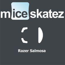 Ślizgacze miceSkatez do Razer Salmosa