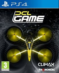 DCL The Game - Drone Champions League PL (PS4)