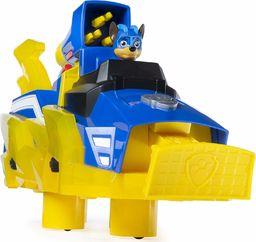 Spin Master Psi Patrol Transformujący się pojazd Chase Mighty Pups Kosmopieski światło dźwięk uniwersalny (6055932)