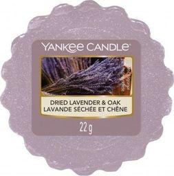 Yankee Candle Yankee Candle Wosk zapachowy Dried Lavender & Oak 22g uniwersalny