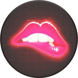 Uchwyt PopSockets Popsockets Neon Lips 800294 uchwyt i podstawka do telefonu