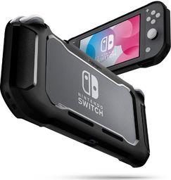 Spigen Etui Spigen Rugged Armor do Nintendo Switch Lite Matte Black uniwersalny