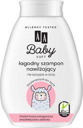 AA AA Baby Soft Łagodny Szampon nawilżający 250ml