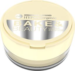 BELL Puder do twarzy Bake&Beauty Loose Powder 12g
