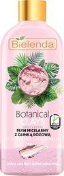 Bielenda Bielenda Botanical Clays Różowa Glinka Płyn micelarny do twarzy 500ml
