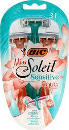 Bic Maszynka do golenia Miss Soleil Sens.Aqua3CLI&