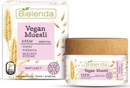 Bielenda Krem do twarzy Vegan Muesli matujący 50ml