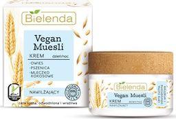 Bielenda Krem do twarzy Vegan Muesli nawilżający 50ml
