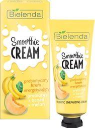 Bielenda Bielenda Smoothie Care Prebiotyczny Krem energetyzujący na dzień i noc - Banan i Melon 50ml