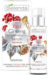 Bielenda Bielenda Red Ginseng Przeciwzmarszczkowe Serum naprawcze na dzień i noc 30ml
