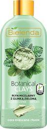 Bielenda Bielenda Botanical Clays Zielona Glinka Płyn micelarny do twarzy 500ml