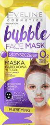 Eveline EVELINE*Maska w płachcie bąbelkowa Oczyszczająca