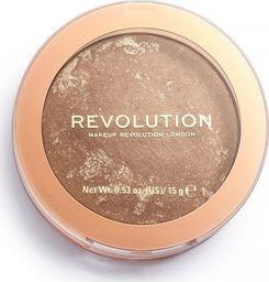 Makeup Revolution Makeup Revolution Bronzer Reloaded Spiekany Bronzer do twarzy Take a Vacation 15g