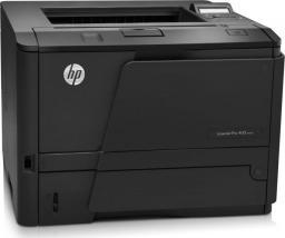 HP  HP LaserJet PRO 400 M401D Drukarka Laserowa Duplex od 50 do 100 tysięcy +Nowy Toner uniwersalny